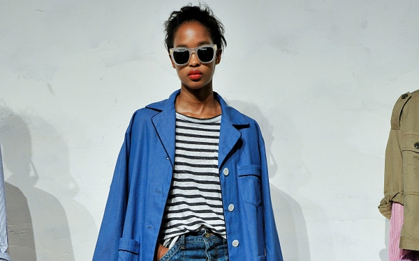 No blues for this fabric: Denim's just getting started