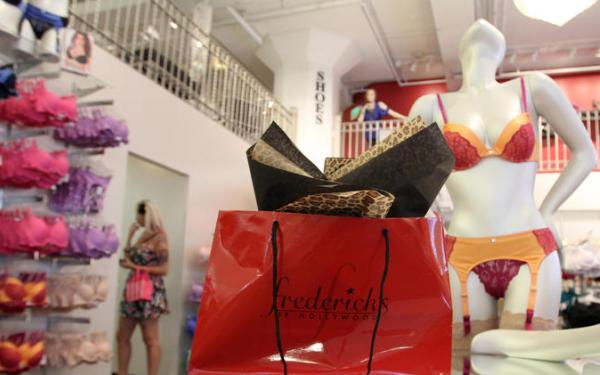 Frederick's of Hollywood closes all stores, strips down to Web