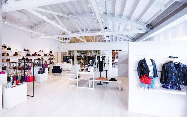 Rebecca Minkoff store on Melrose is designed for 'how a millennial would want to shop'