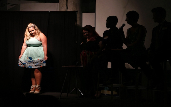 Body-positive: 'About Face' fashion show a celebration of styles and sizes