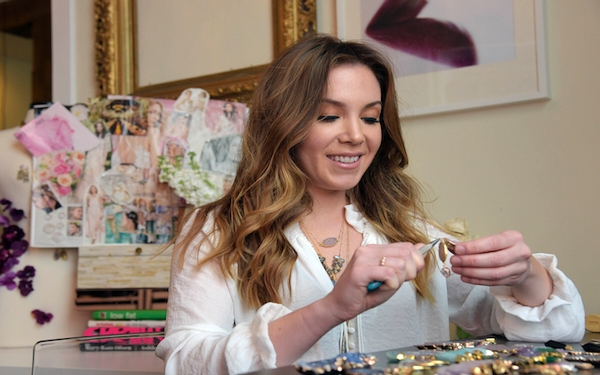 Jewelry designer Rachel Mulherin could be Baltimore's next big name in fashion