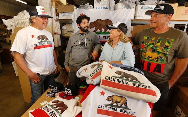 How three surfers in a garage turned California's grizzly into a fashion icon