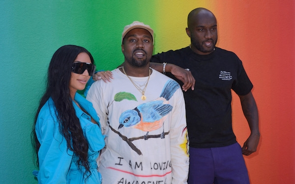 Chicagoan Virgil Abloh debuts first Louis Vuitton collection with support from Kanye, Kim Kardashian