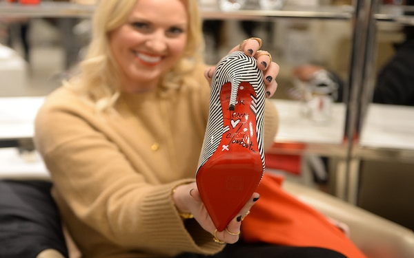 Christian Louboutin: 3 minutes with the world's most famous shoe designer
