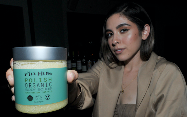 Mizz Bloom Organics Celebrates Launch of its Certified Organic, Vegan and Cruelty Free Skincare Line