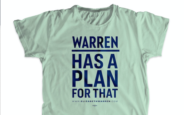 Campaign merchandise 2020: The fashion hits and misses