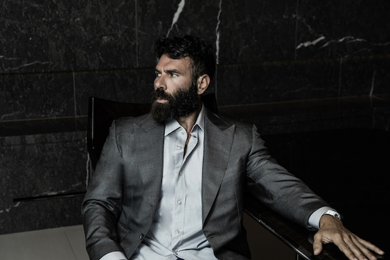 Q&A with ALISTER FOR MEN Founder Dan Bilzerian