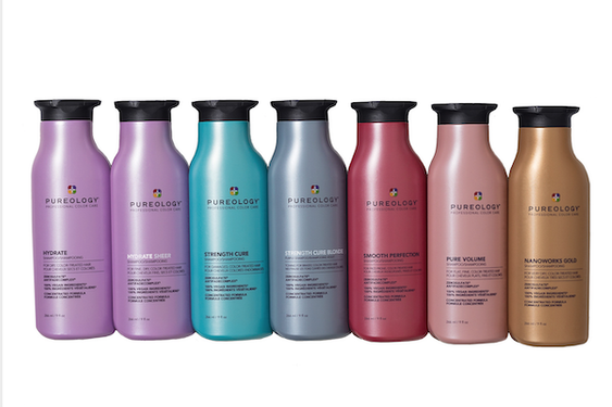 Pureology - The #1 Professional Color Care Brand to Unveil New Look and Formulas
