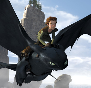 <i>How to Train Your Dragon</i>