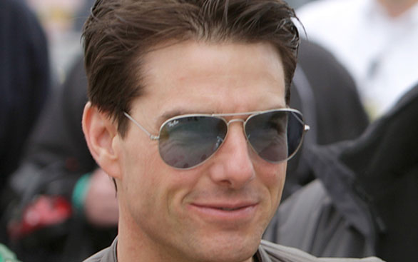 Tom Cruise to Appear in New Movie