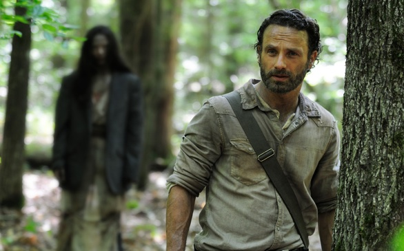 'The Walking Dead' Premiere Kills Ratings, Sets Record