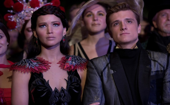 Hungry for Seconds? <i>Hunger Games: Catching Fire</i> Cast, Director Talk New Sequel