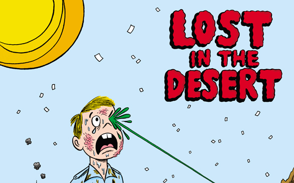 <i>Lost in the Desert</i>