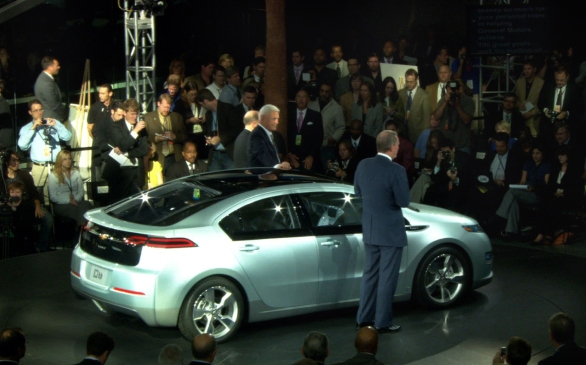 <i>Revenge of the Electric Car</i>