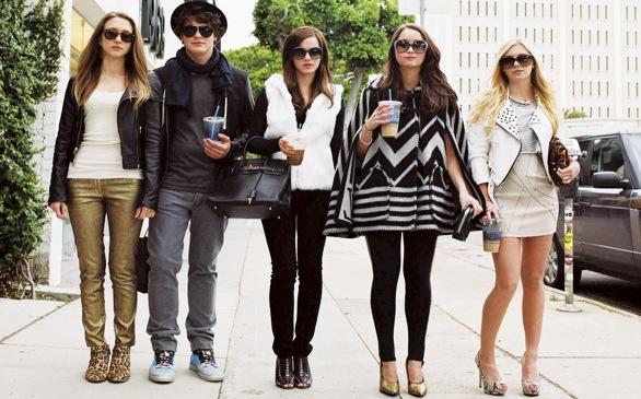 The Cool Burglar Bunch: <i>The Bling Ring</i> Cast Shines with Personality