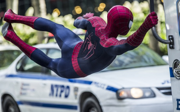 Familiar Villains, New Faces in <i>The Amazing Spider-Man 2</i> Trailer