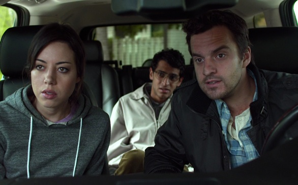 Newcomer Karan Soni in <i>Safety Not Guaranteed</i>