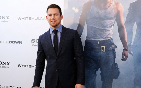 Channing Tatum Announces 2014 Team Oscar Contest for College Students