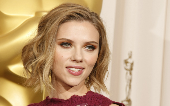 Scarlett Johansson to do Naked Shower Scene in <i>Making of Psycho</i>