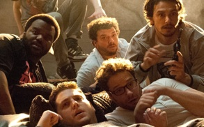 <i>This Is the End</i>: Seth Rogen brings about star-studded apocalypse