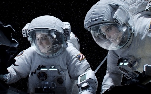 BAFTA's Leading Films: <i>Gravity, 12 Years a Slave, American Hustle</i>