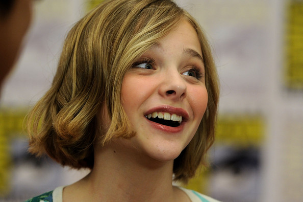 Chloe Moretz Offered The Lead Role In <i>Carrie</i> Remake!