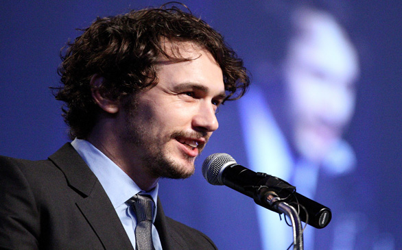James Franco to Teach at USC