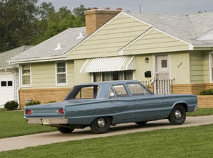 Own <i>A Serious Man</i>'s 1966 Dodge Coronet