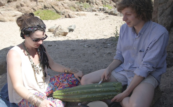 Michael Cera, Gaby Hoffmann Fly High in <i>Crystal Fairy</i>