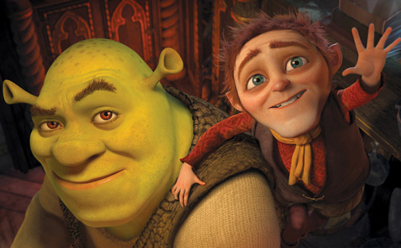 <i>Shrek Forever After</i>