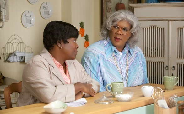 <i>Madea's Big Happy Family</i>