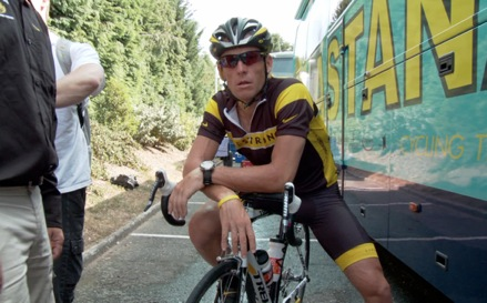 Lance Gets Lanced — a Little Late — in <i>The Armstrong Lie</i>