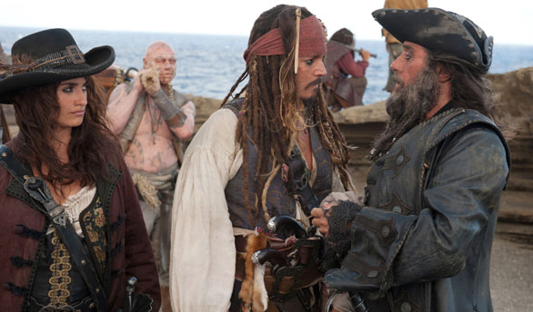 <i>Pirates of the Carribean </i> Breaks Record
