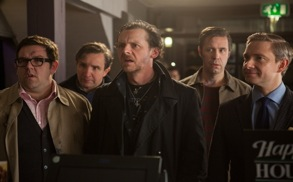 <i>The World's End</i>: A Pub, a Pint, a New Picture for Brit Trio