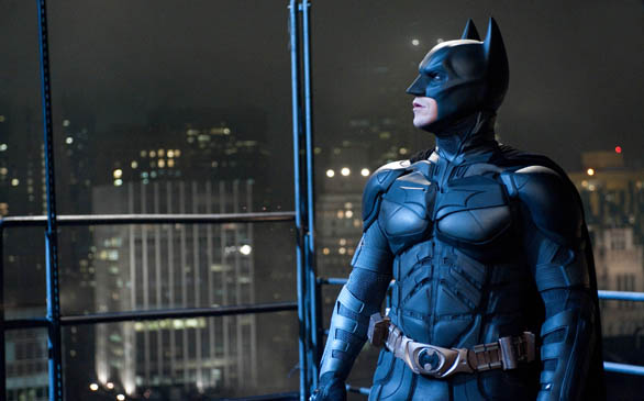New Trailer for <i>The Dark Knight Rises</i>