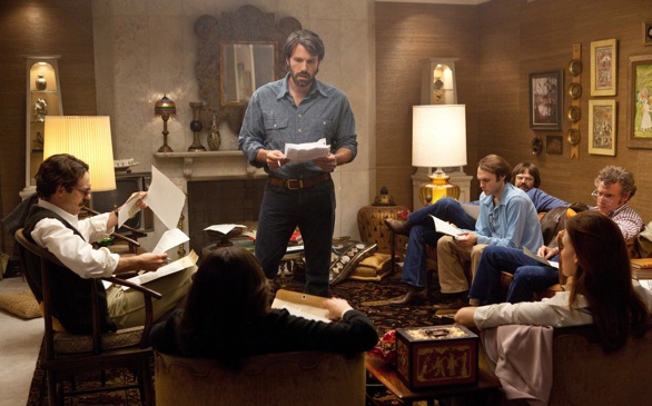 Affleck Combines a True Story, Hollywood Satire and Thriller in Argo