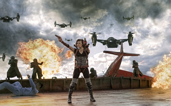 <i>Resident Evil: Retribution</i>