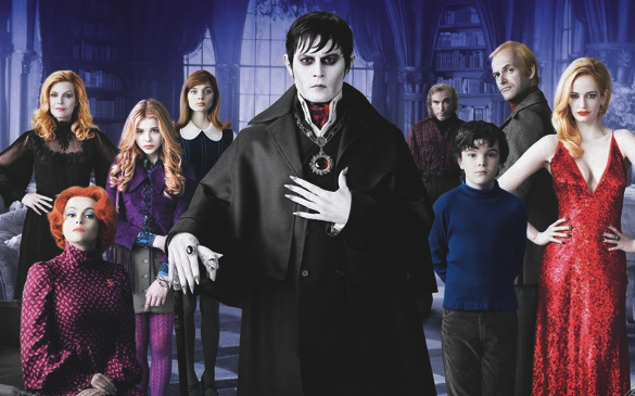 <i>Dark Shadows</i> is a Spooky Trip into the '70s