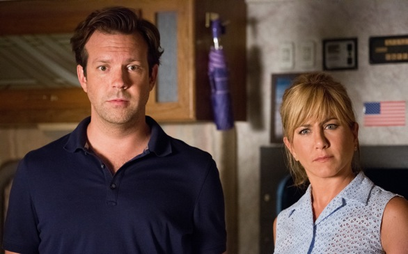 <i>We're the Millers</i>: Jennifer Aniston, Jason Sudeikis on Twisted Road