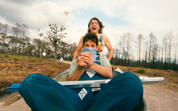 Paul Rudd, Emile Hirsch Face Off in <i>Prince Avalanche</i>