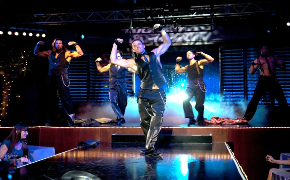 <i>Magic Mike</i> Brings All the Girls to the Cineplex