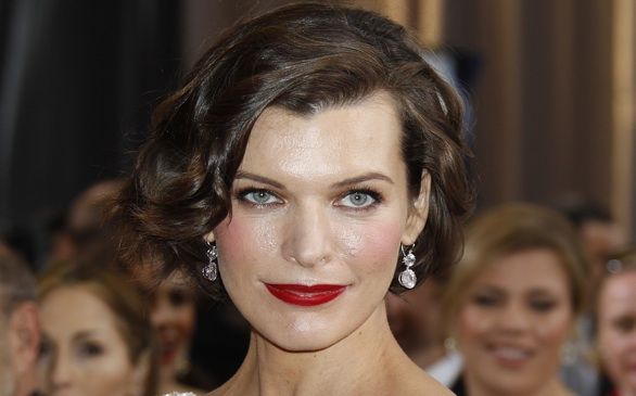 Milla Jovovich Opens Up
