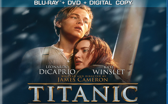 <i>Titanic</i> to Release in Blu-Ray 2D and 3D Sept. 10