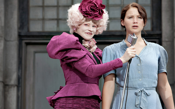 <i>The Hunger Games</i> is No. 1 Again