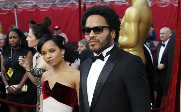 Lenny Kravitz to Play Marvin Gaye in Upcoming Movie