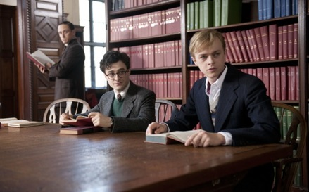 Daniel Radcliffe, Cast Discuss Beat Generation & Poetry in <i>Kill Your Darlings</i>