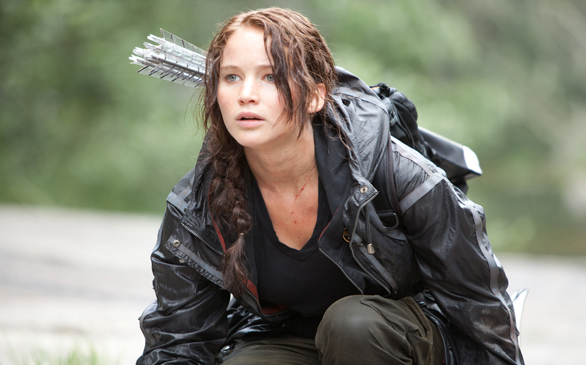 <i>The Hunger Games</i> Nets $155 Million at Domestic Box Office