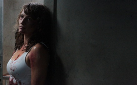 Zoë Bell Takes on Role of Producer, Actress in <i>Raze</i>