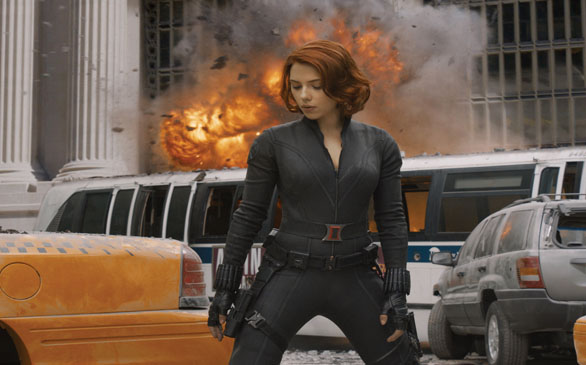 The Total Cost of New York's Aliens - 'Avengers' Battle? $160 Billion
