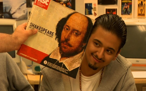 <i>Shakespeare High</i>